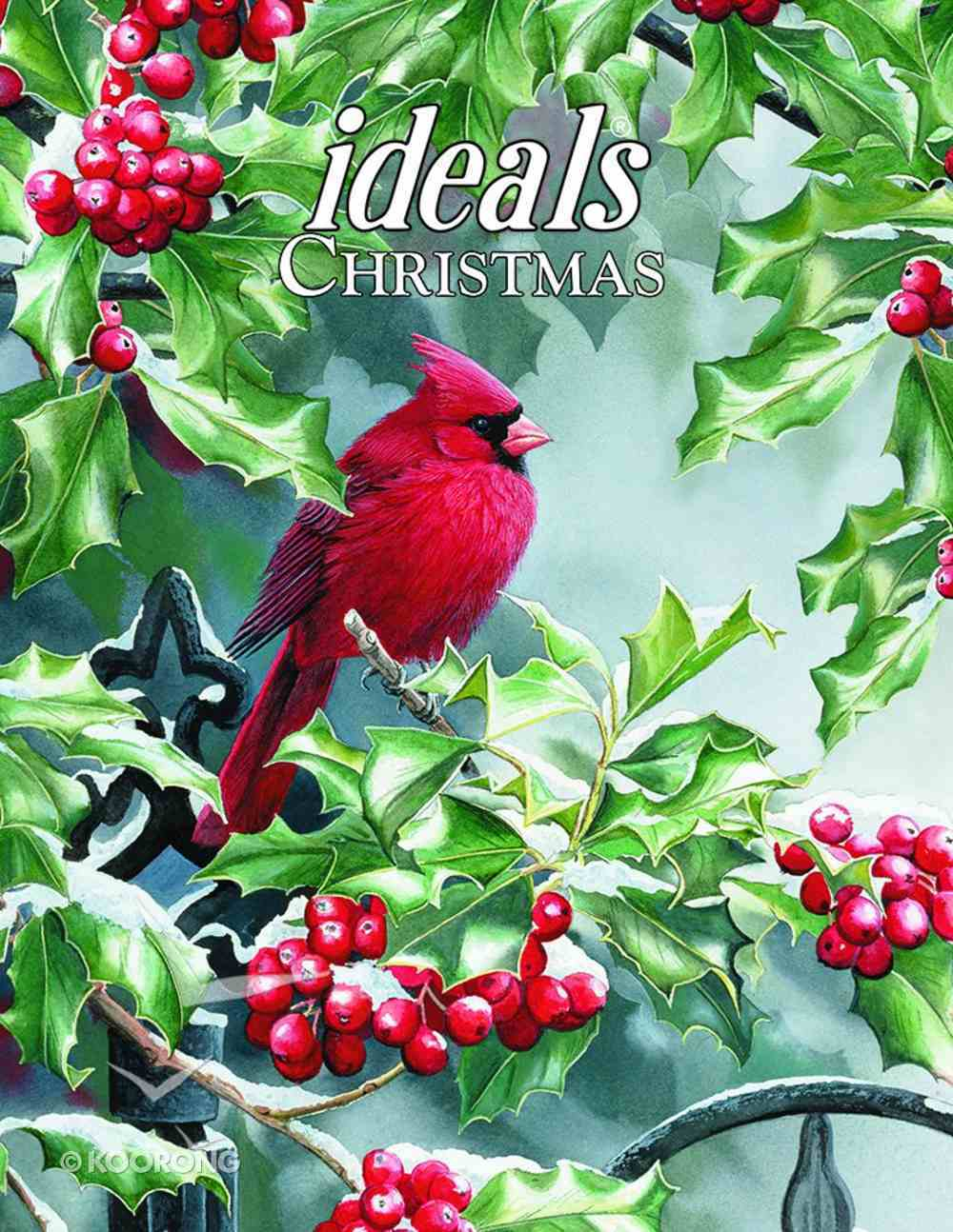 Christmas Ideals 2016 Paperback
