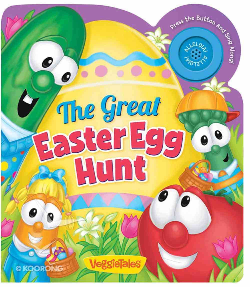 The Great Easter Egg Hunt Board Book