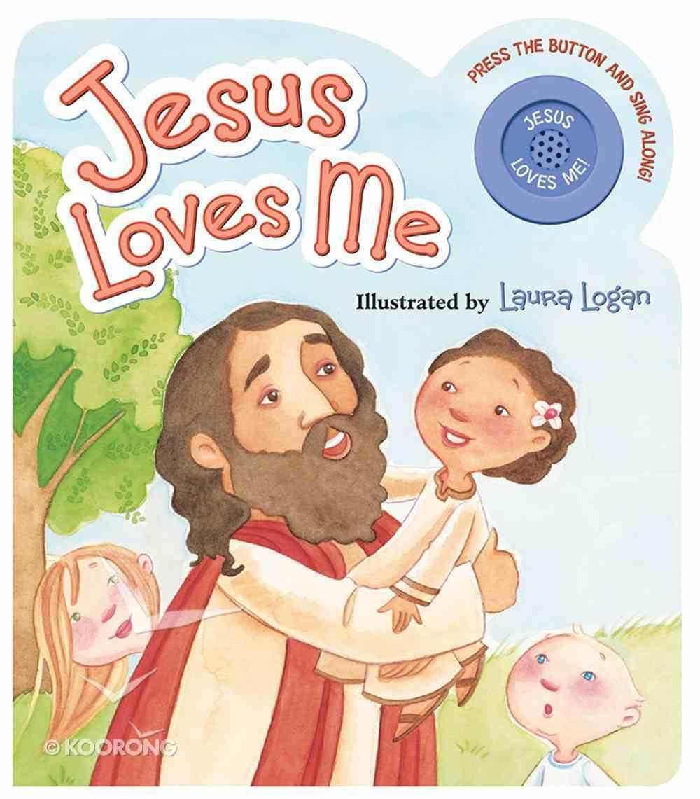 Jesus Loves Me Board Book
