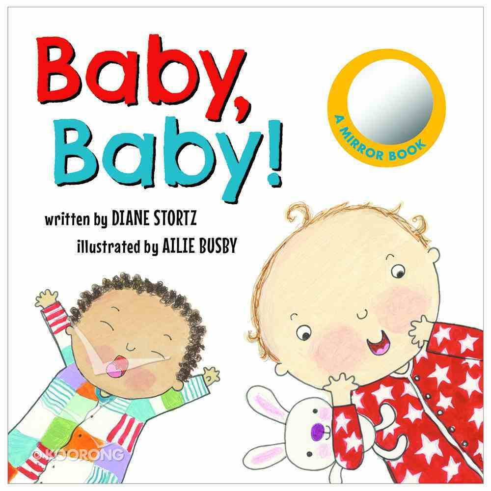 Baby, Baby! Board Book