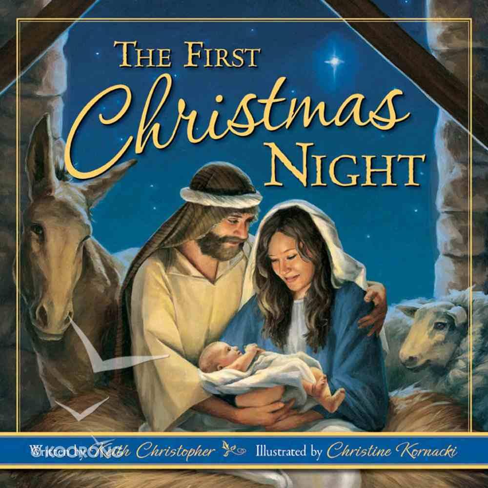 The First Christmas Night Hardback