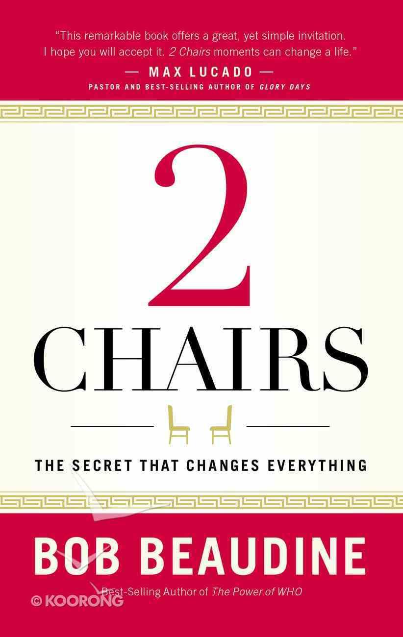 2 Chairs Hardback