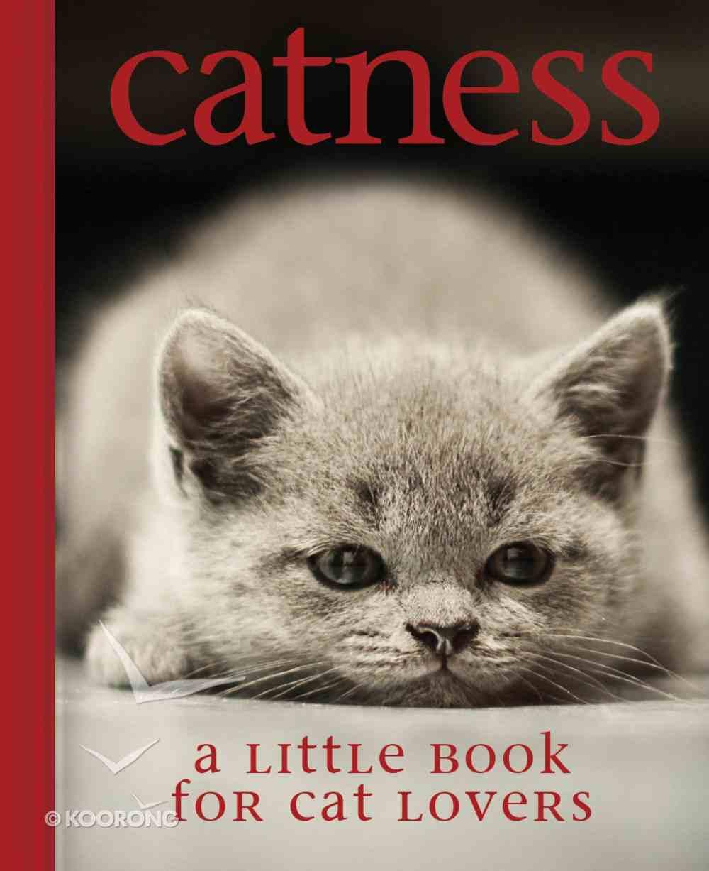 Catness (Minibook) Hardback