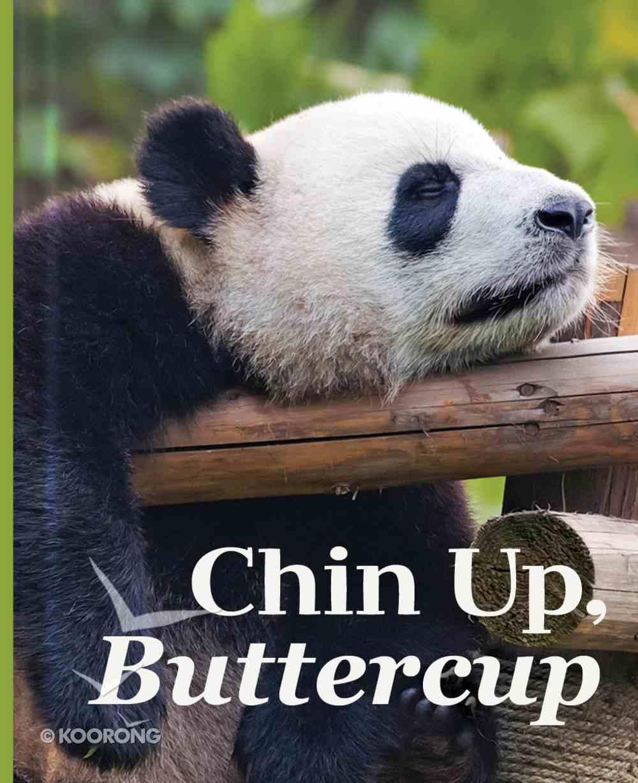 Chin Up, Buttercup (Mini Book) Hardback