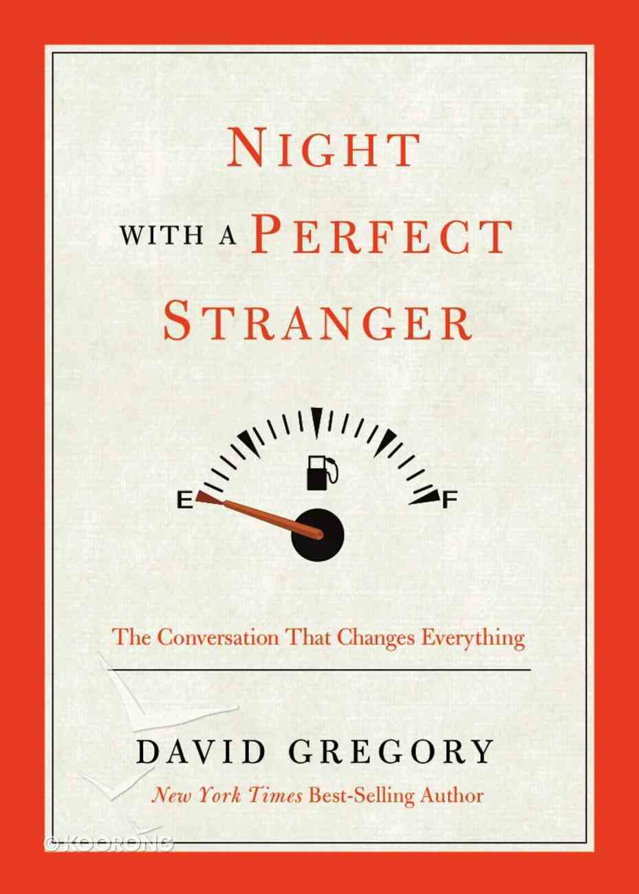 Night With a Perfect Stranger Hardback