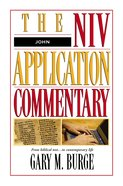John (Niv Application Commentary Series) Hardback