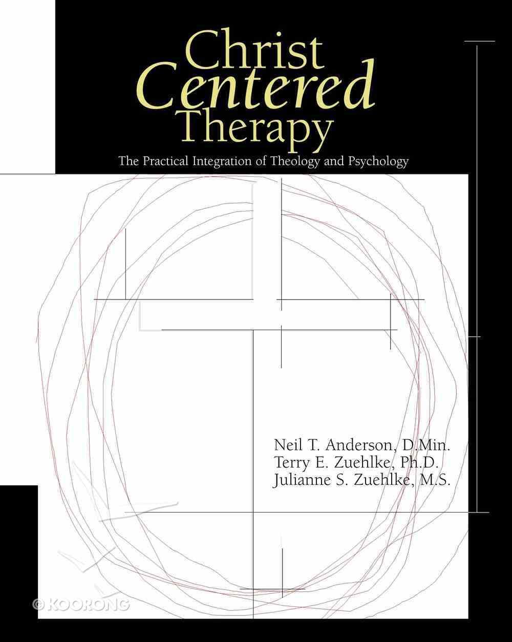 Christ-Centered Therapy Hardback