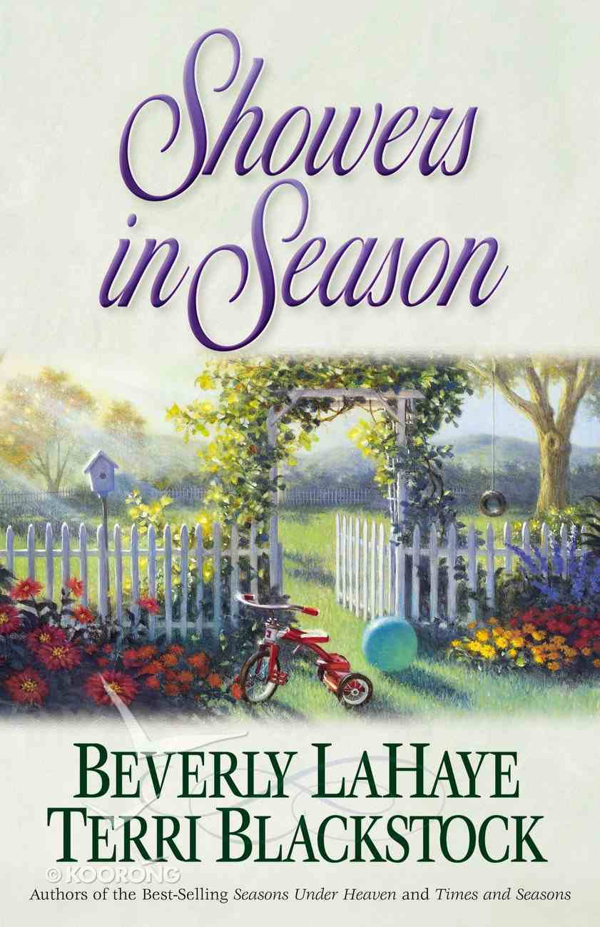 Showers in Season (#02 in Cedar Circle Seasons Series) Paperback