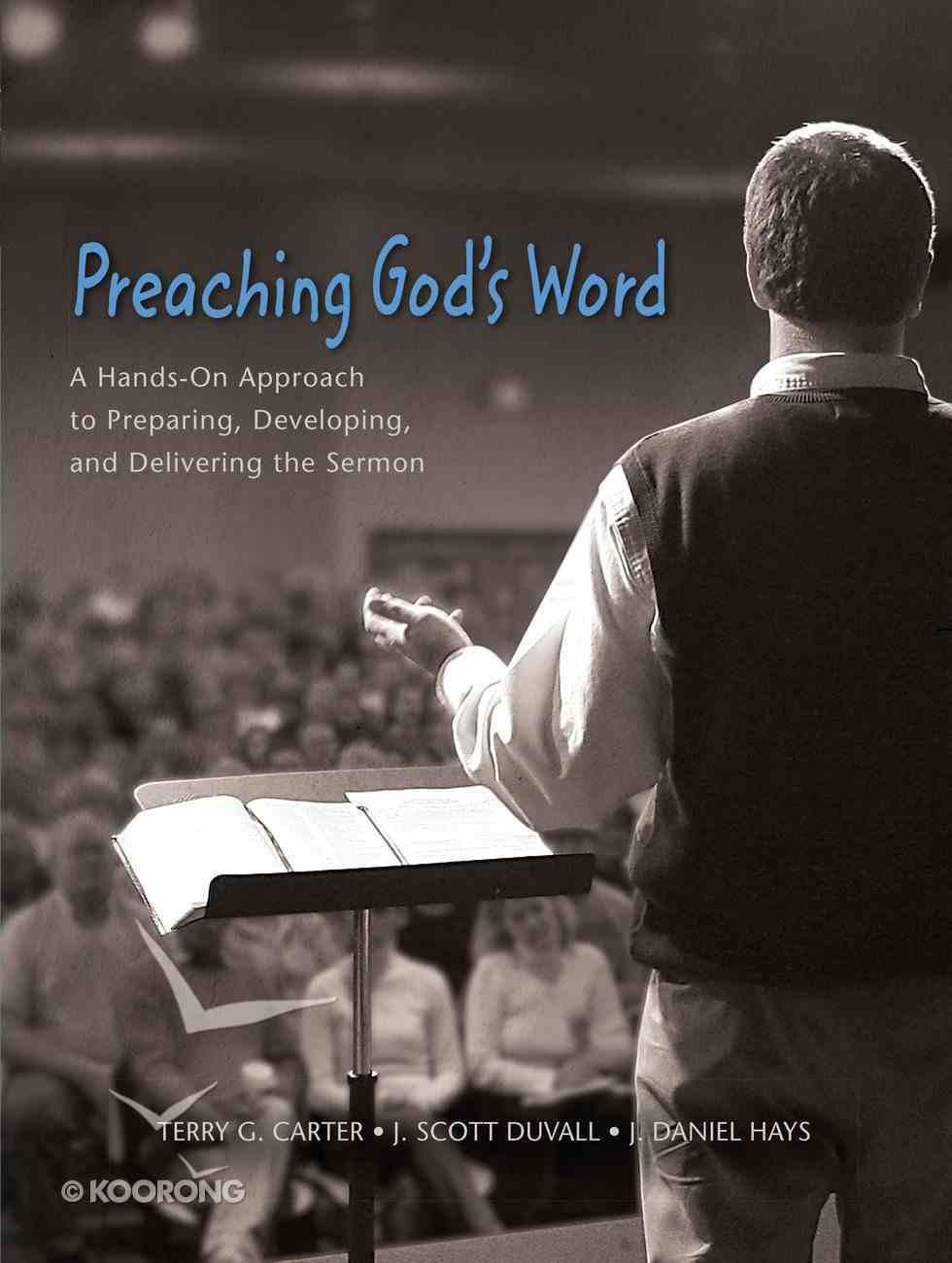 Preaching God's Word Hardback