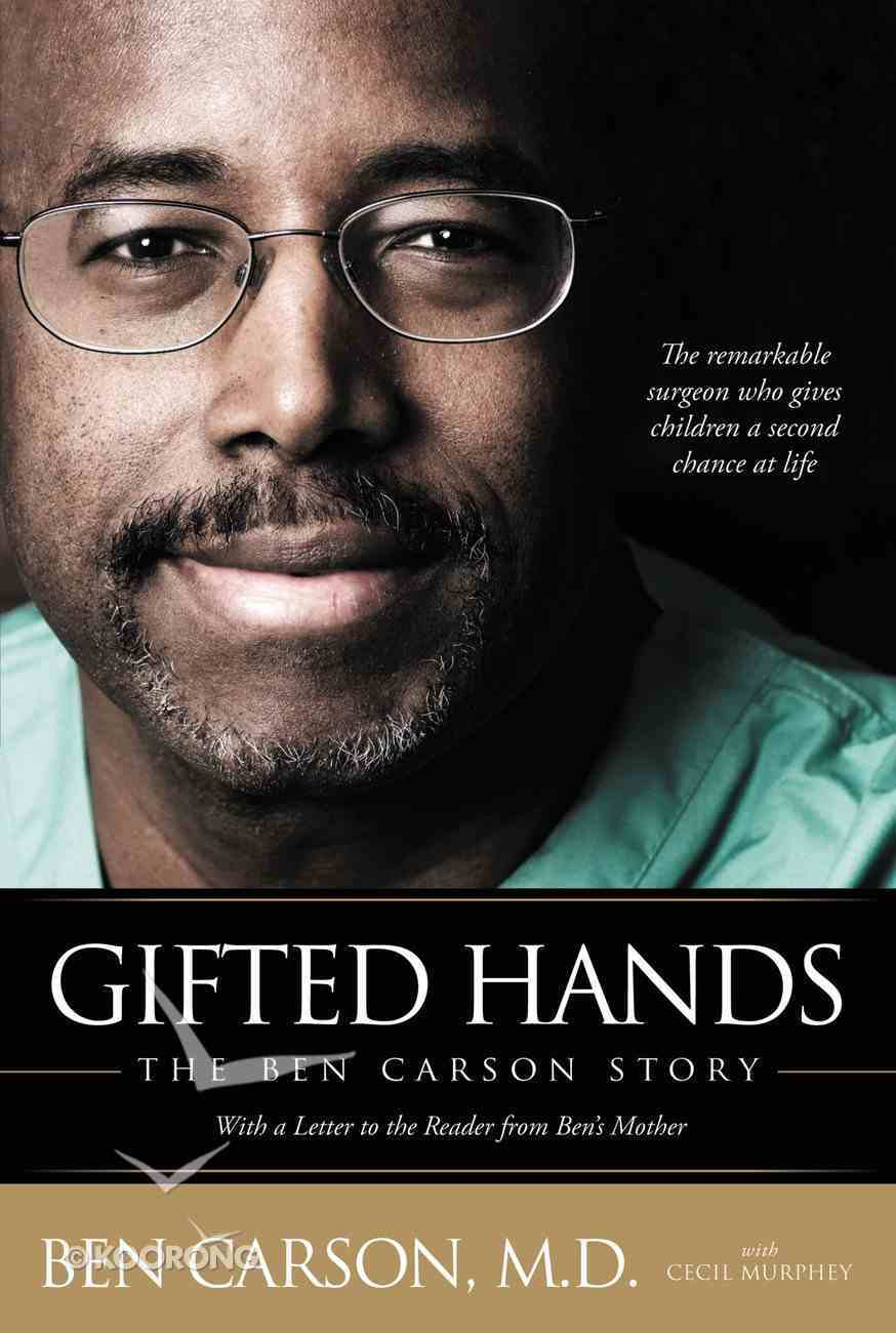 Gifted Hands Paperback