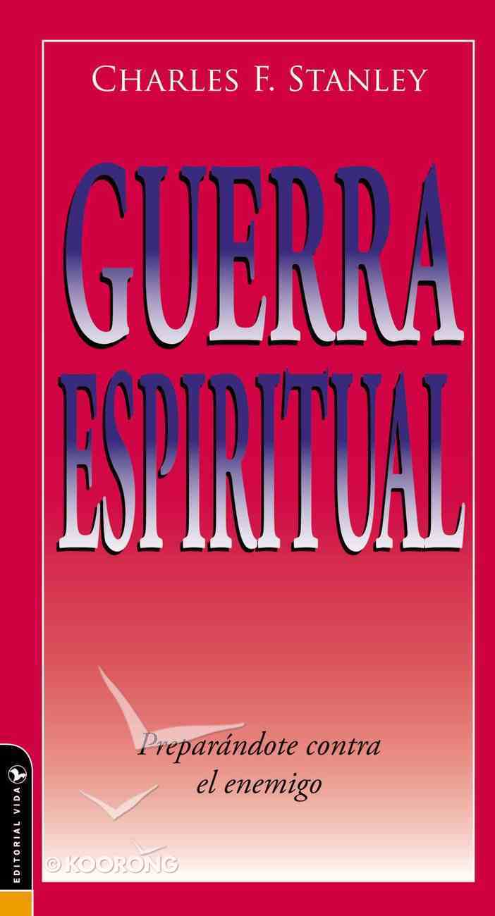 Guerra Espiritual (Spiritual Warfare) Paperback