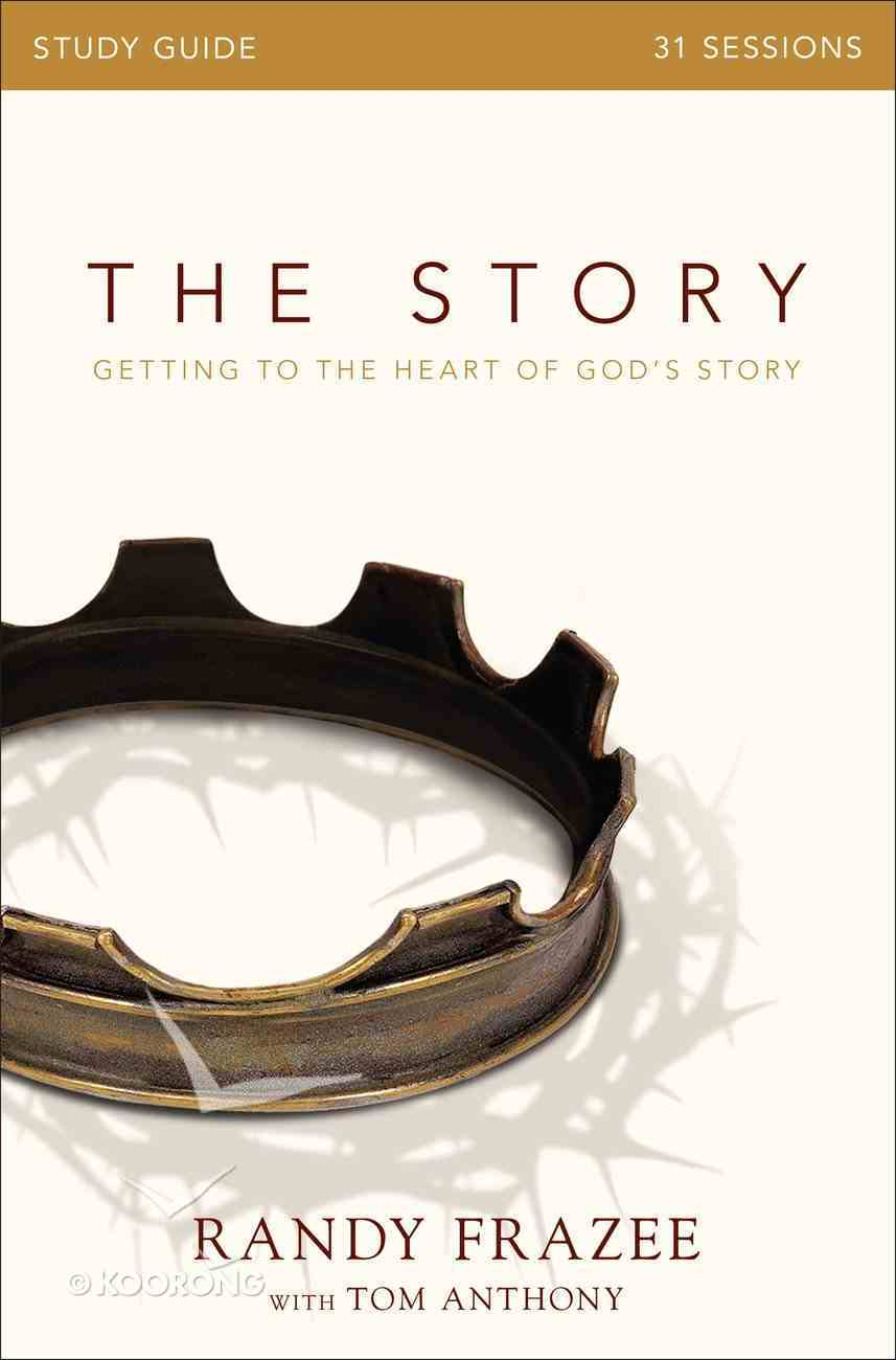 The Story (Study Guide) (The Story Series) Paperback