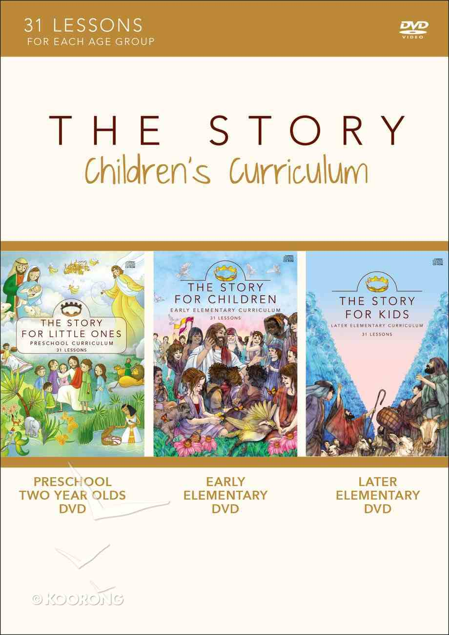 The Story: 31 Lessons (Children's Curriculum) DVD