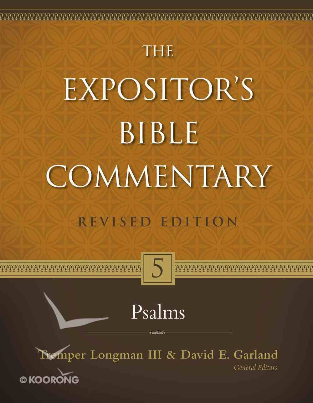 Psalms (#05 in Expositor's Bible Commentary Revised Series) Hardback
