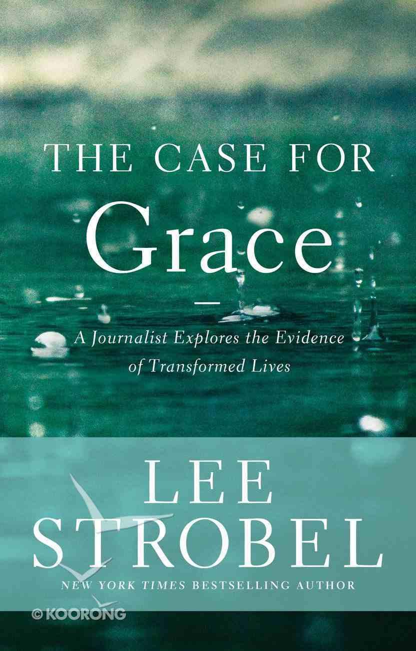 The Case For Grace Hardback