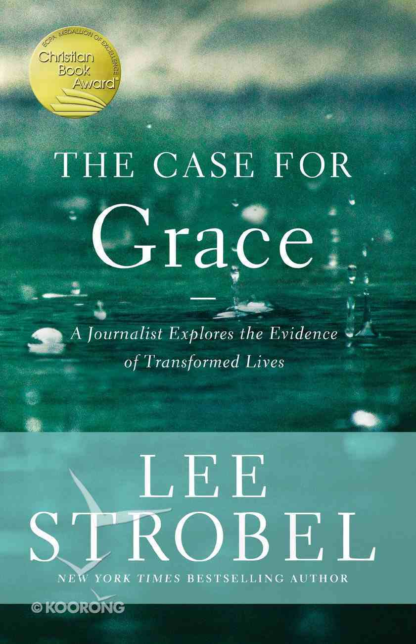 The Case For Grace Paperback