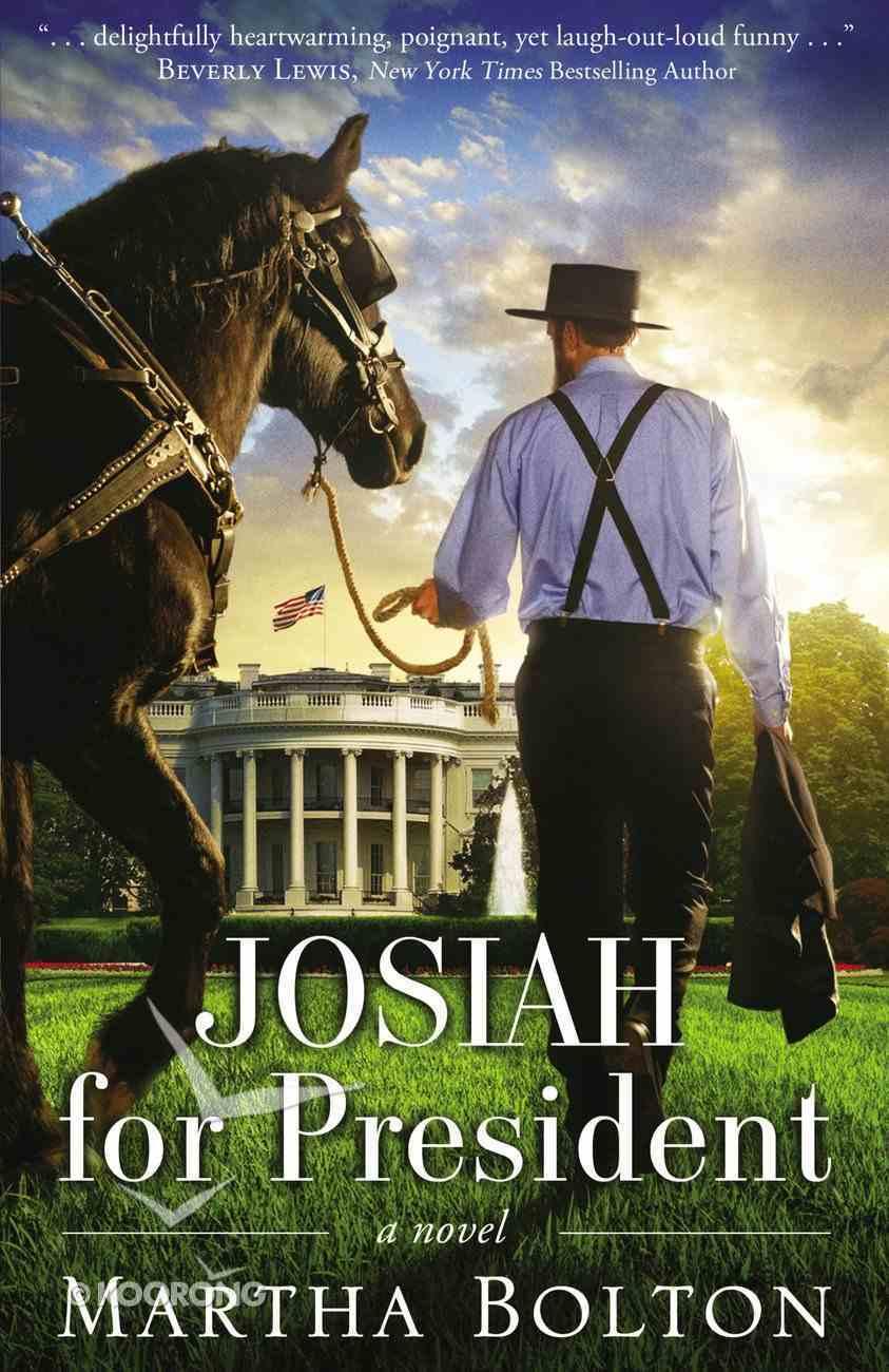Josiah For President Paperback