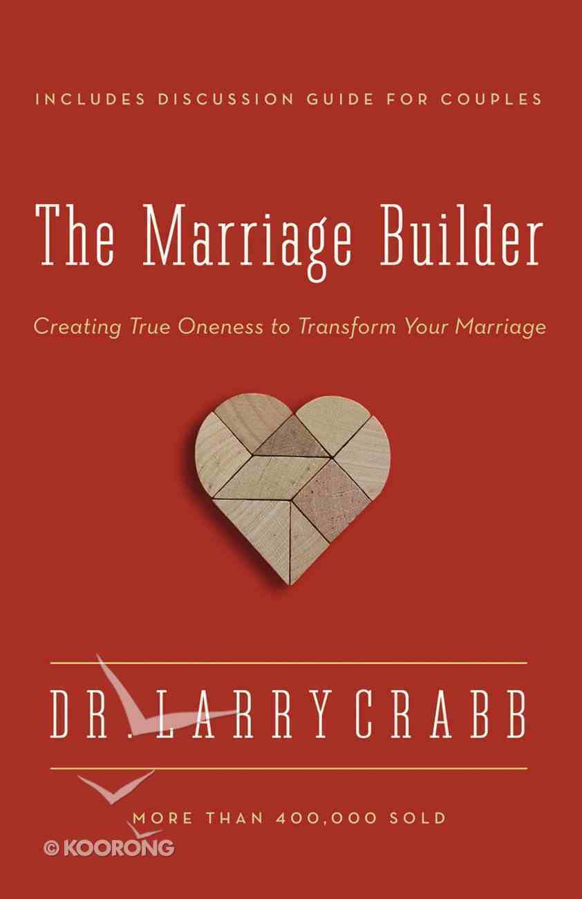 The Marriage Builder Paperback