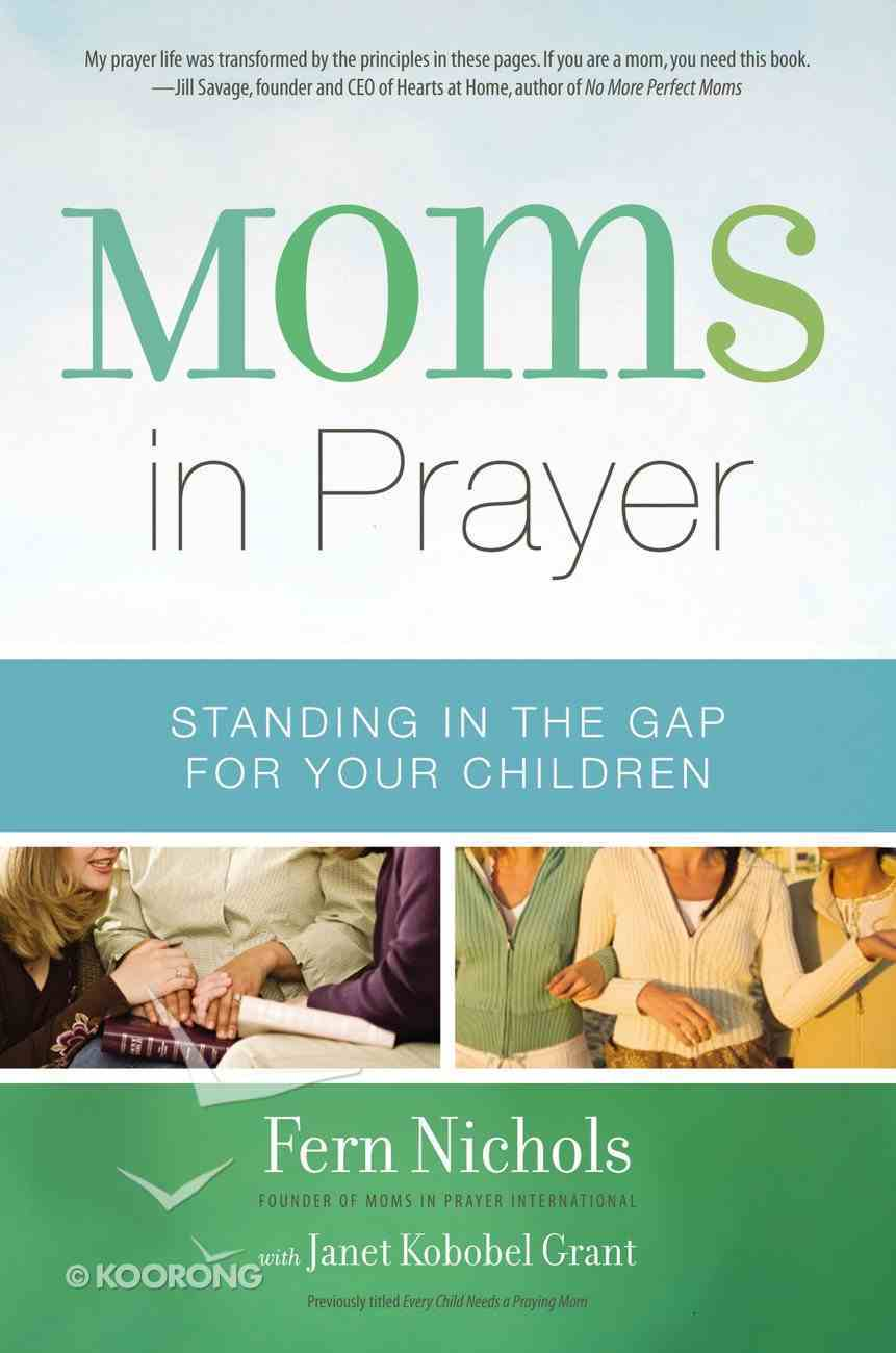 Moms in Prayer Paperback