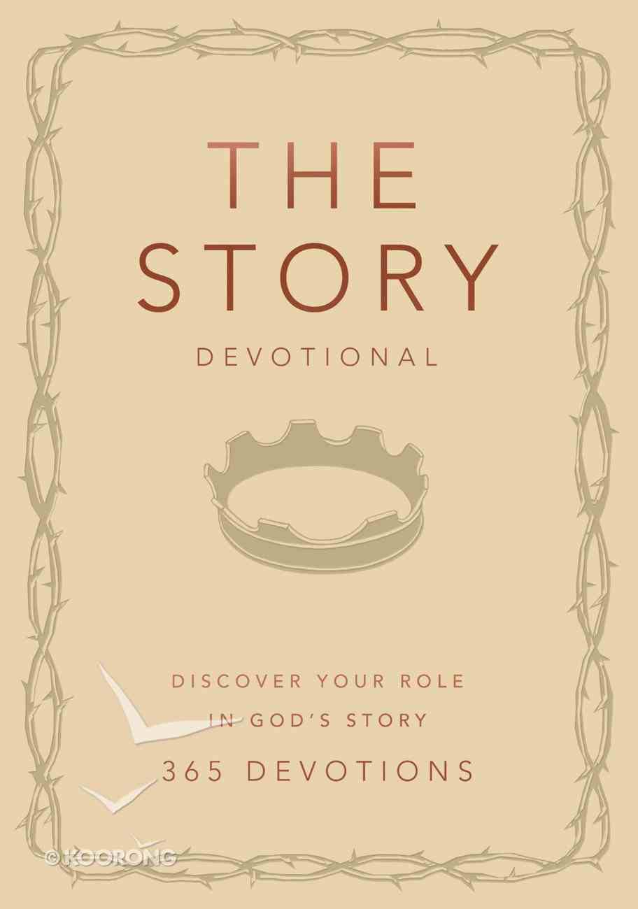 The Story Devotional Paperback