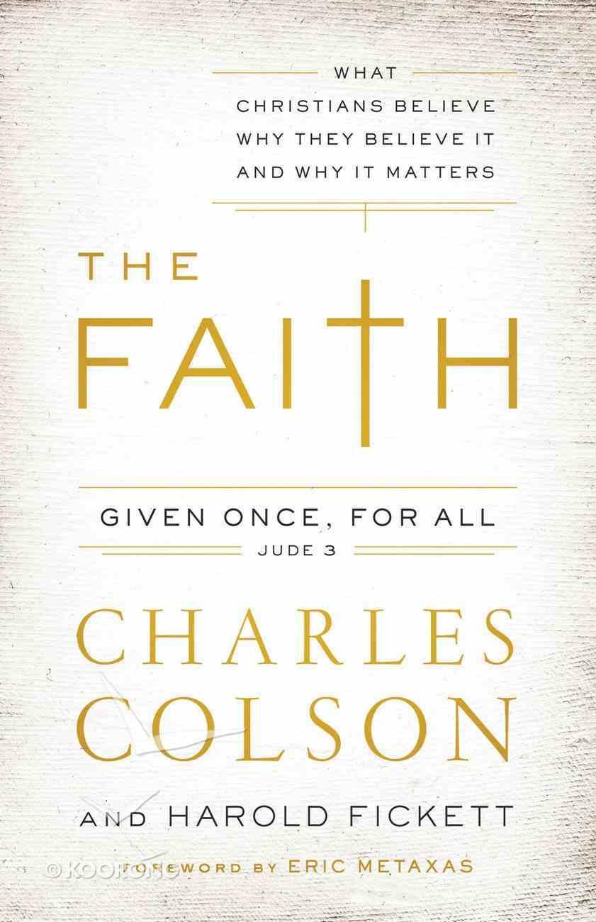 The Faith Paperback