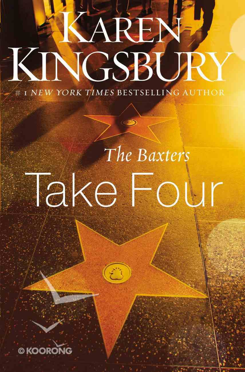 Baxters Take Four (#04 in Above The Line Series) Paperback