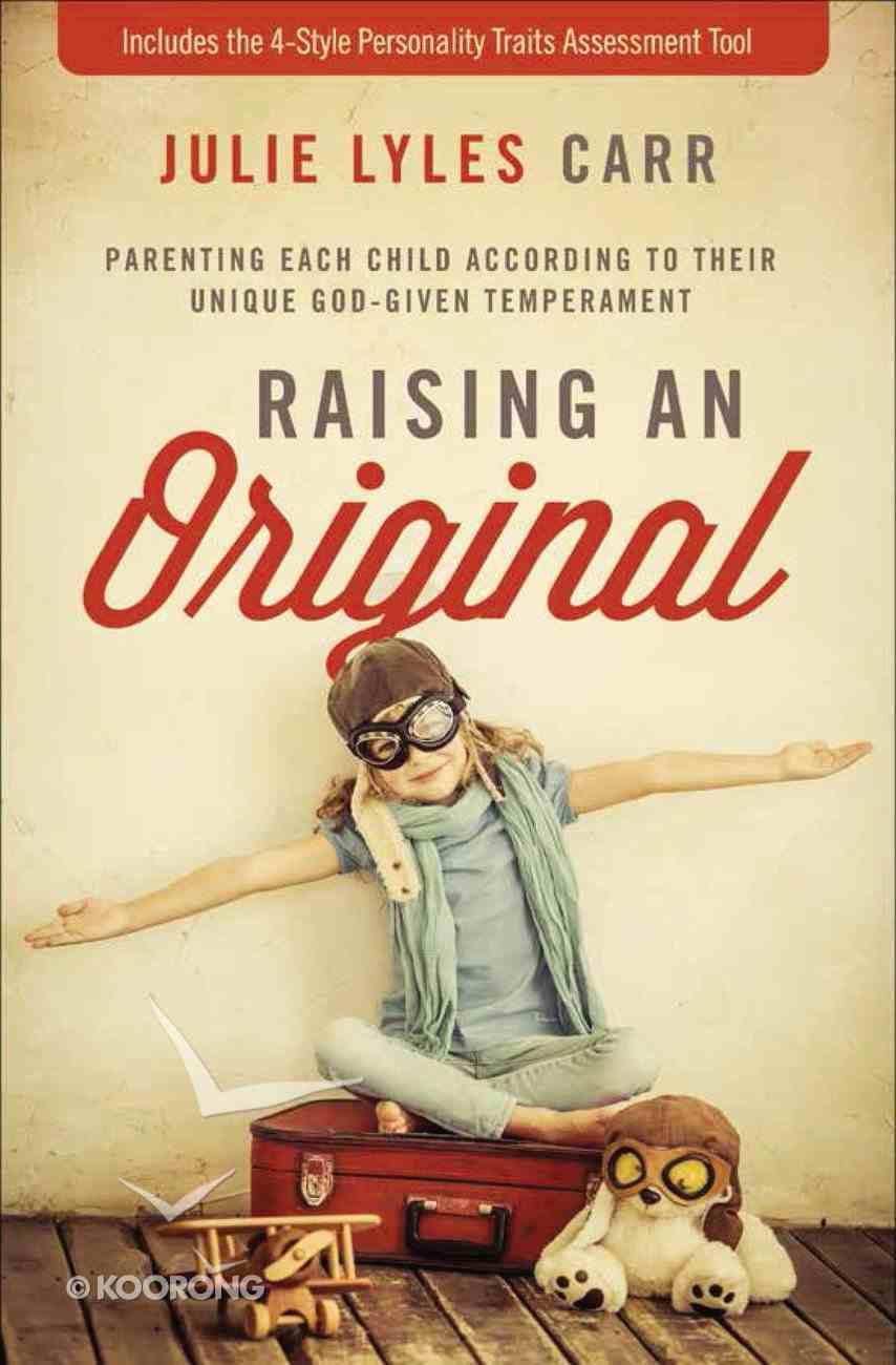 Raising An Original Paperback
