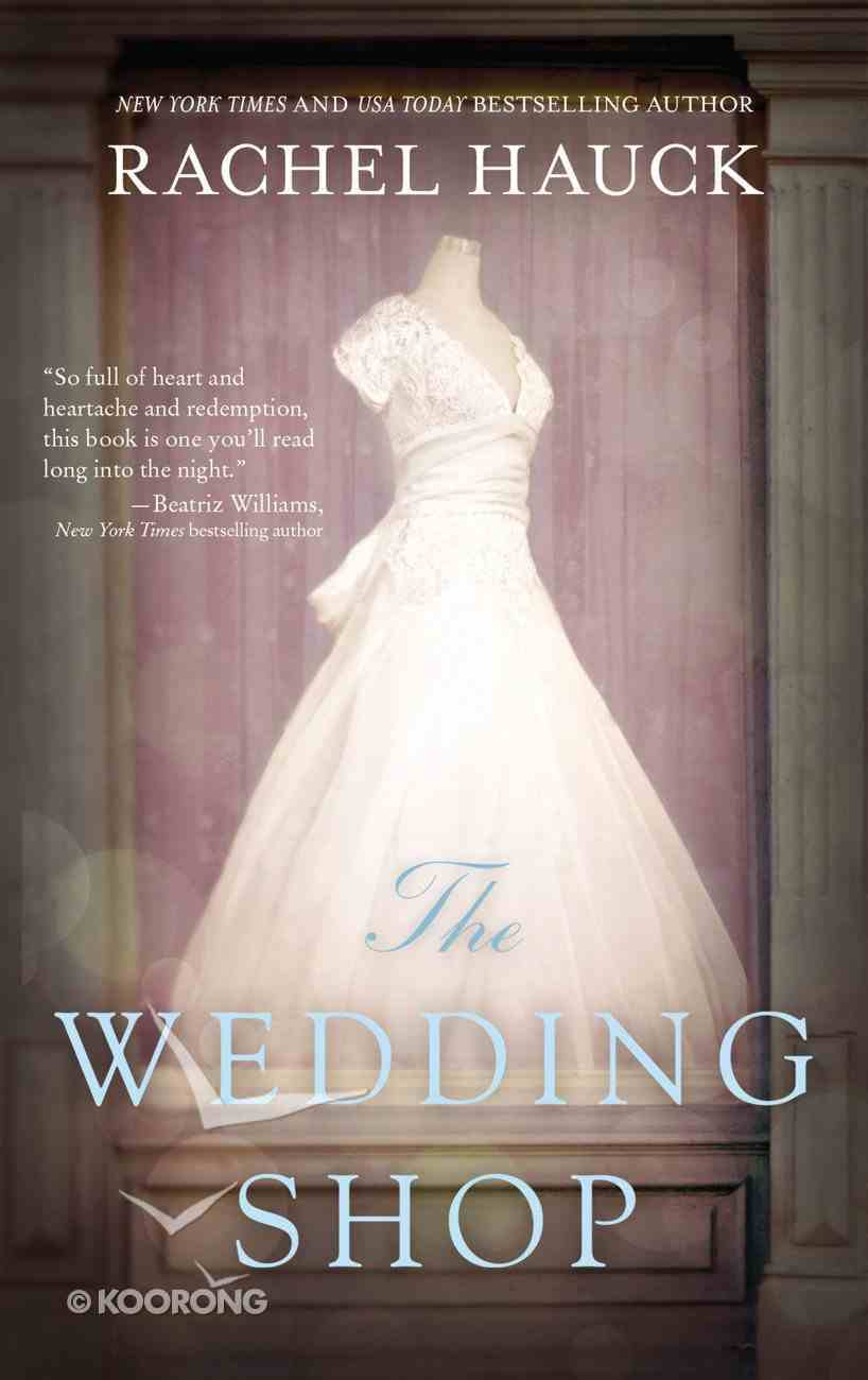 The Wedding Shop Paperback