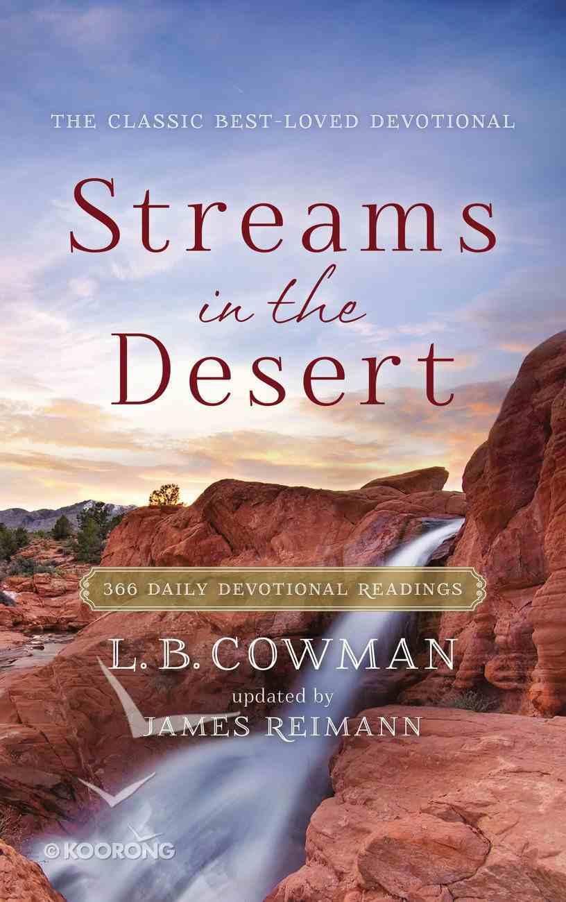 Streams in the Desert Paperback