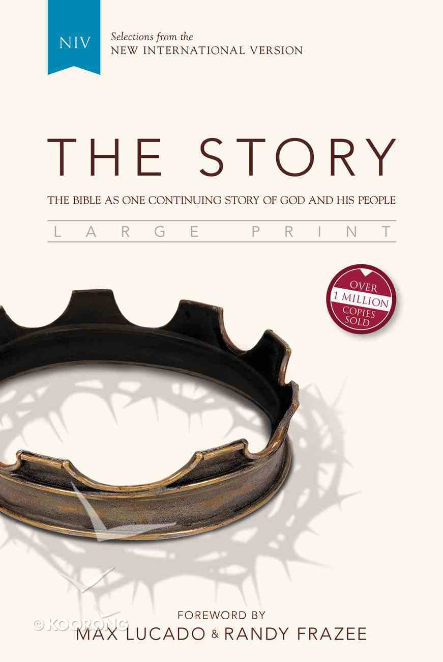 The Bible in One Continuing Story of God and His People (Black Letter Edition) (The Story Series) Hardback