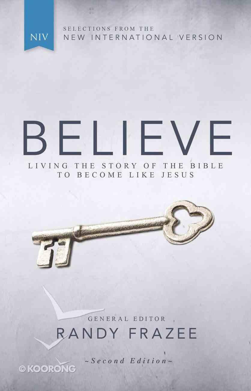 NIV Believe Bible Hardback