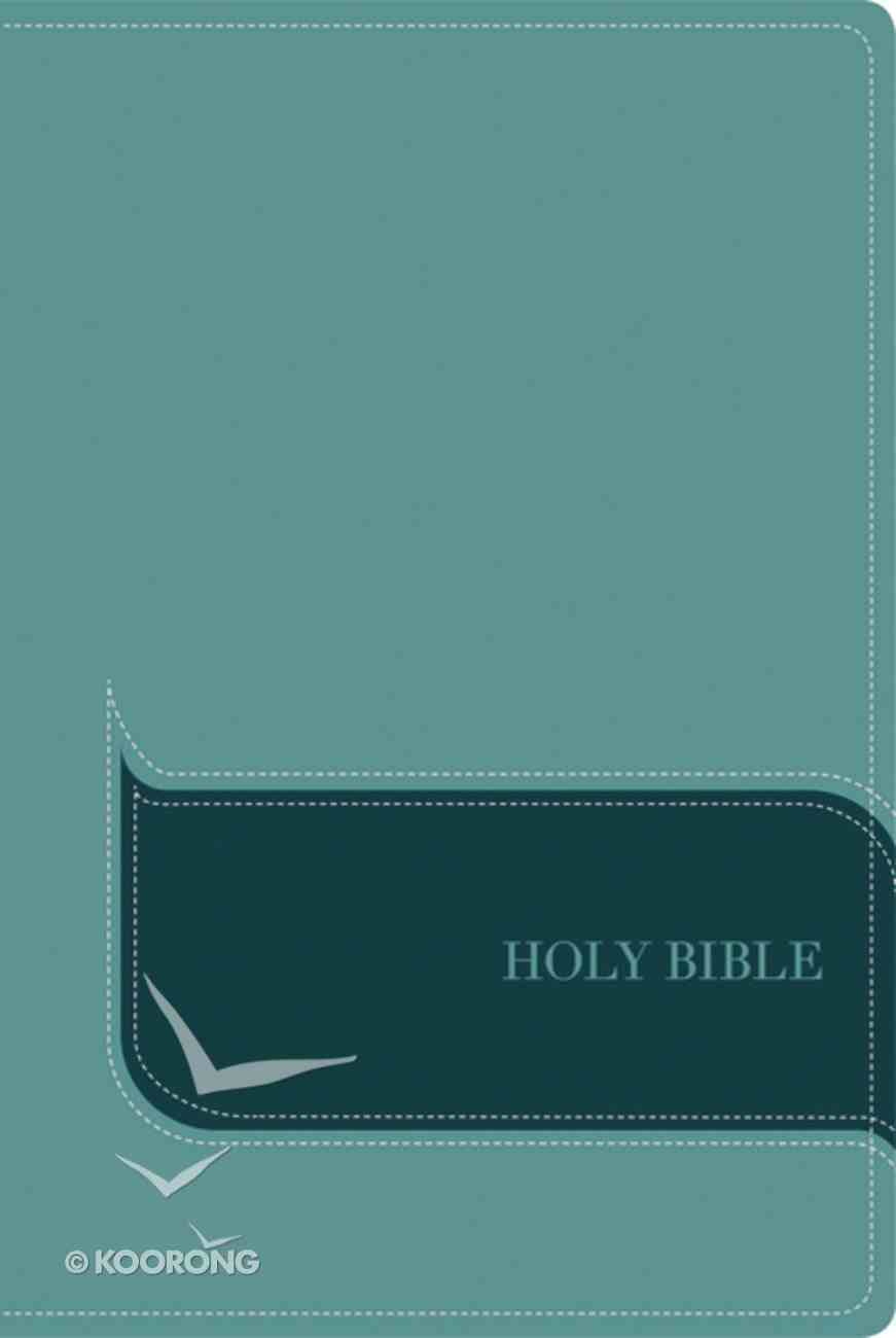 NIV Understand the Faith Study Indexed Bible Blue Imitation Leather