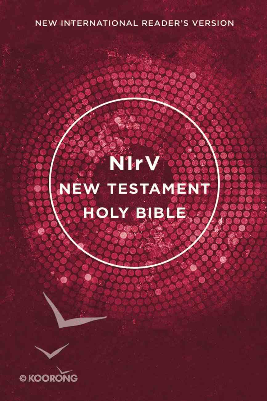 NIRV Outreach New Testament Pink (Black Letter Edition) Paperback