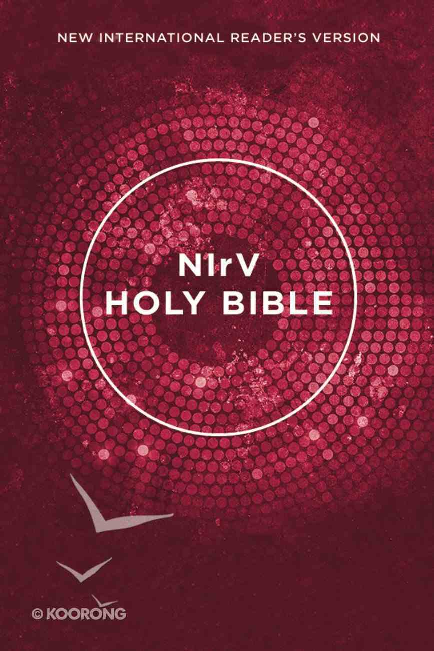 NIRV Outreach Bible Pink (Black Letter Edition) Paperback