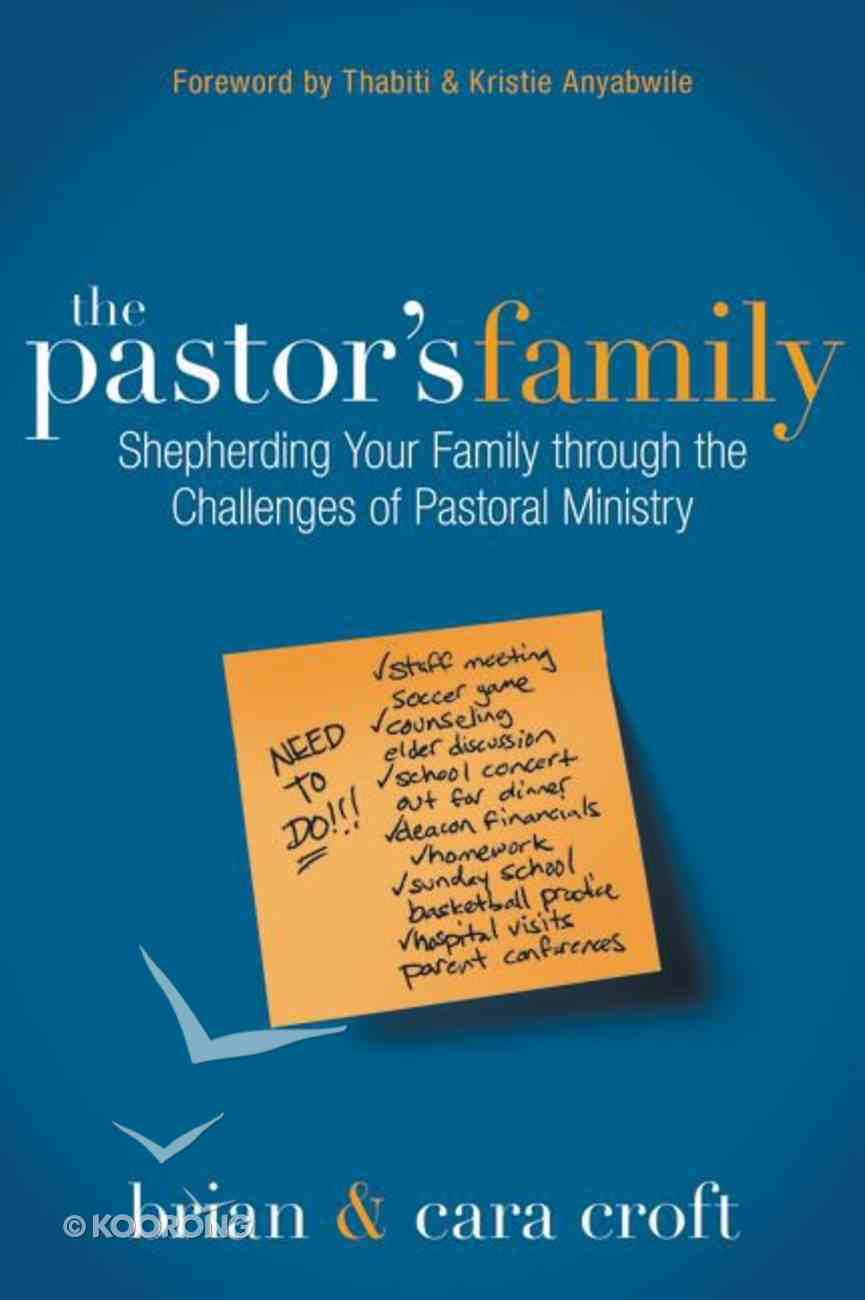 The Pastor's Family Paperback