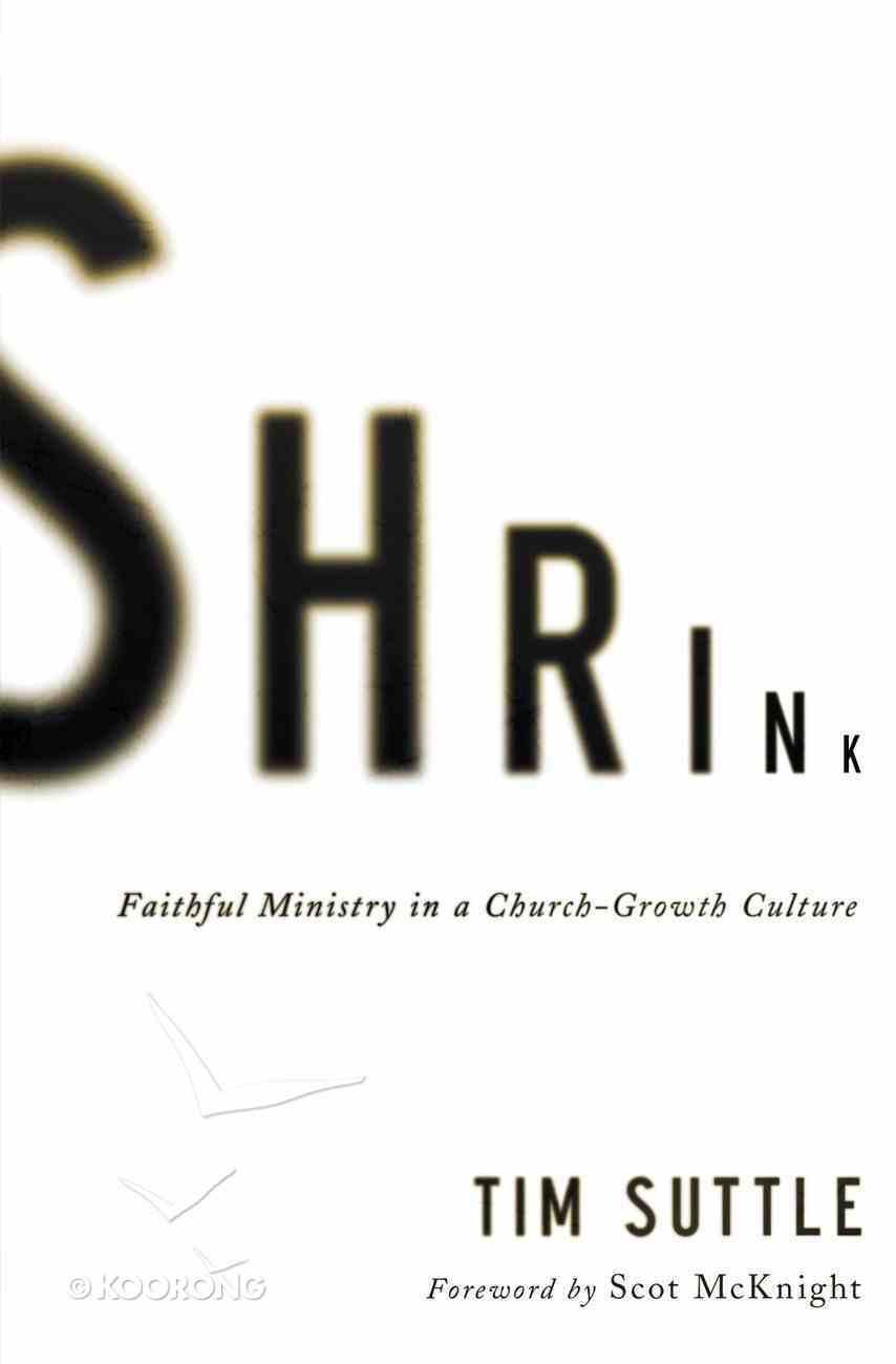 Shrink Paperback