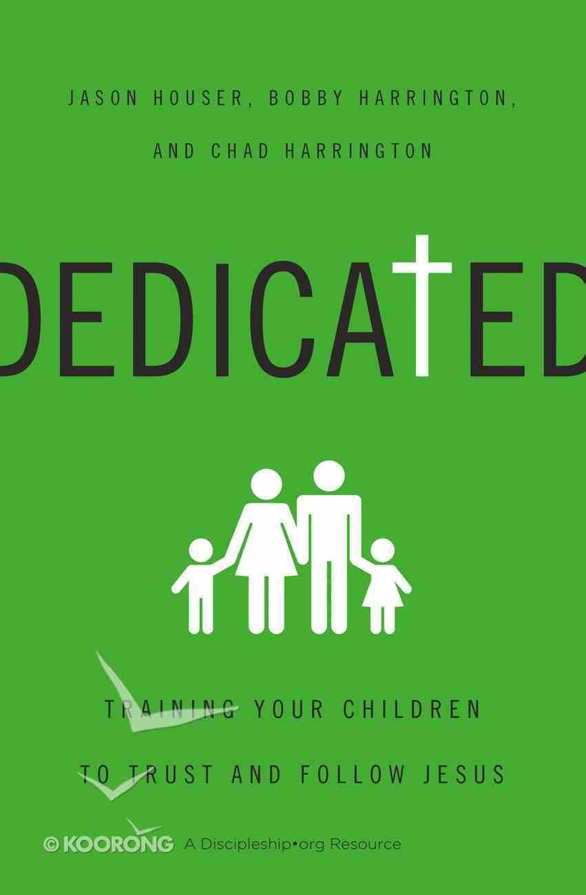 Dedicated Paperback