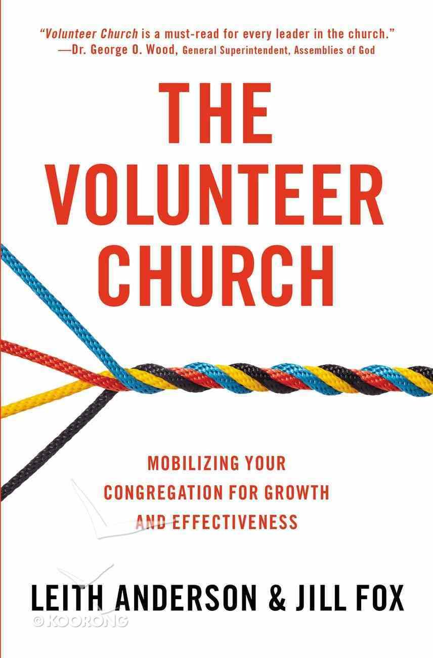The Volunteer Church Paperback