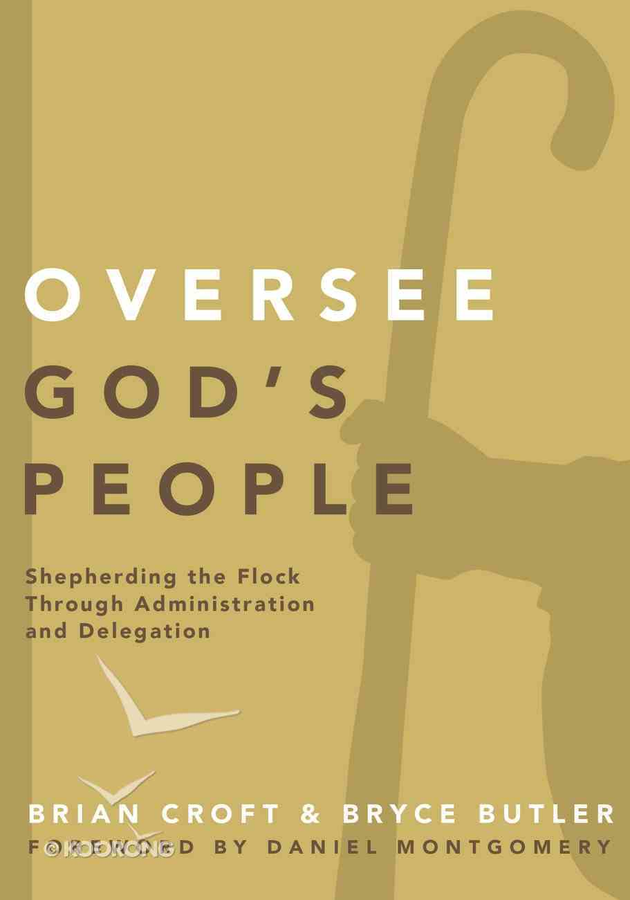 Oversee God's People Paperback