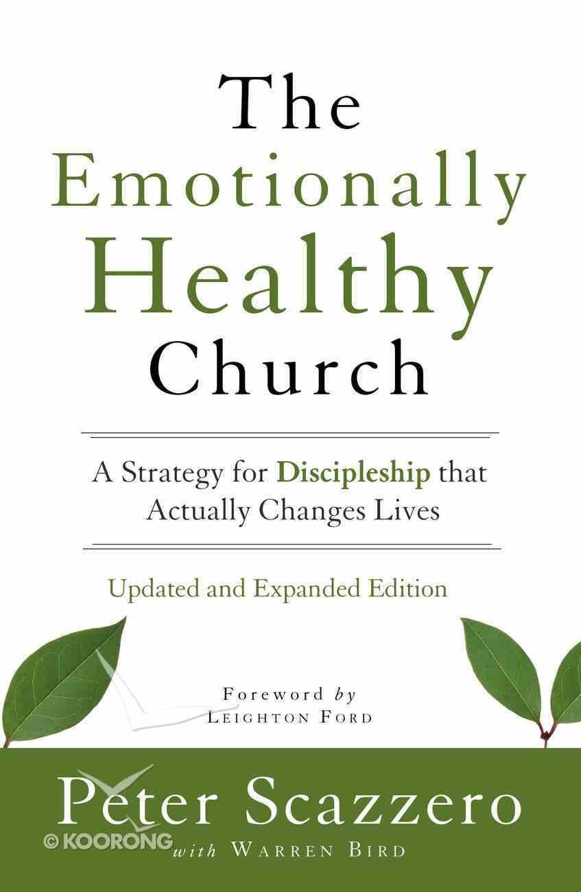 The Emotionally Healthy Church Hardback