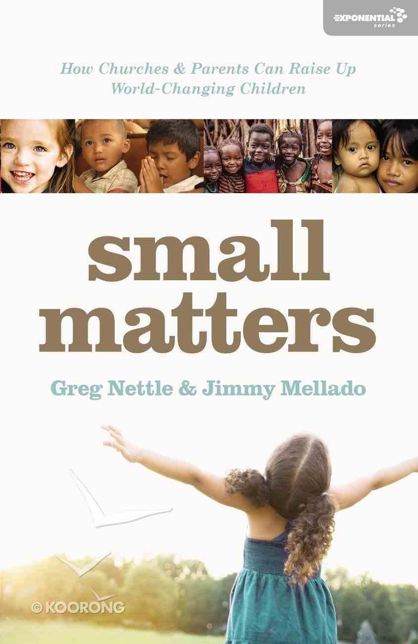 Small Matters Paperback