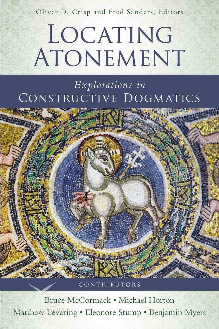 Locating Atonement Paperback