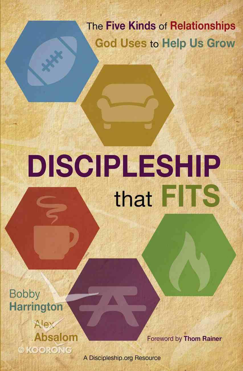 Discipleship That Fits Paperback
