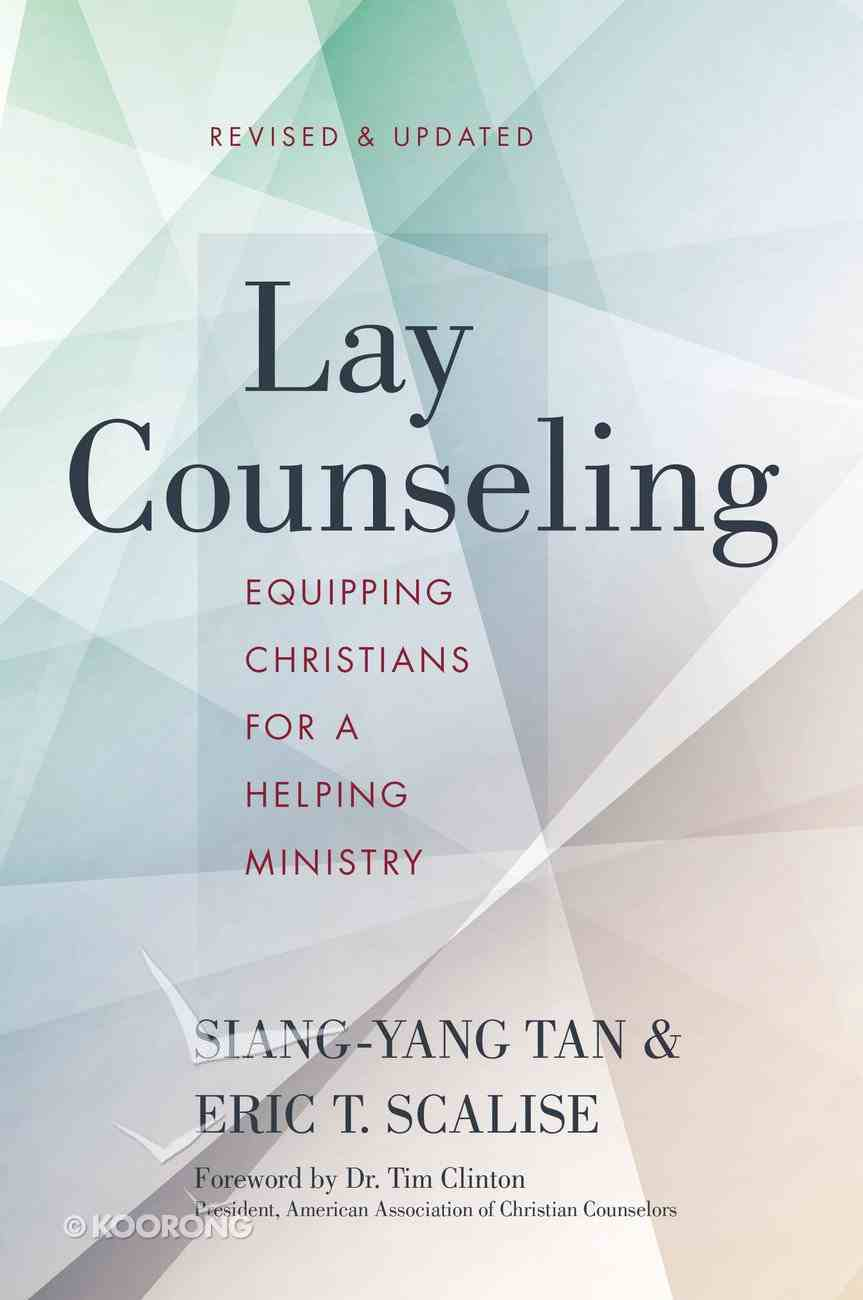 Lay Counseling Paperback