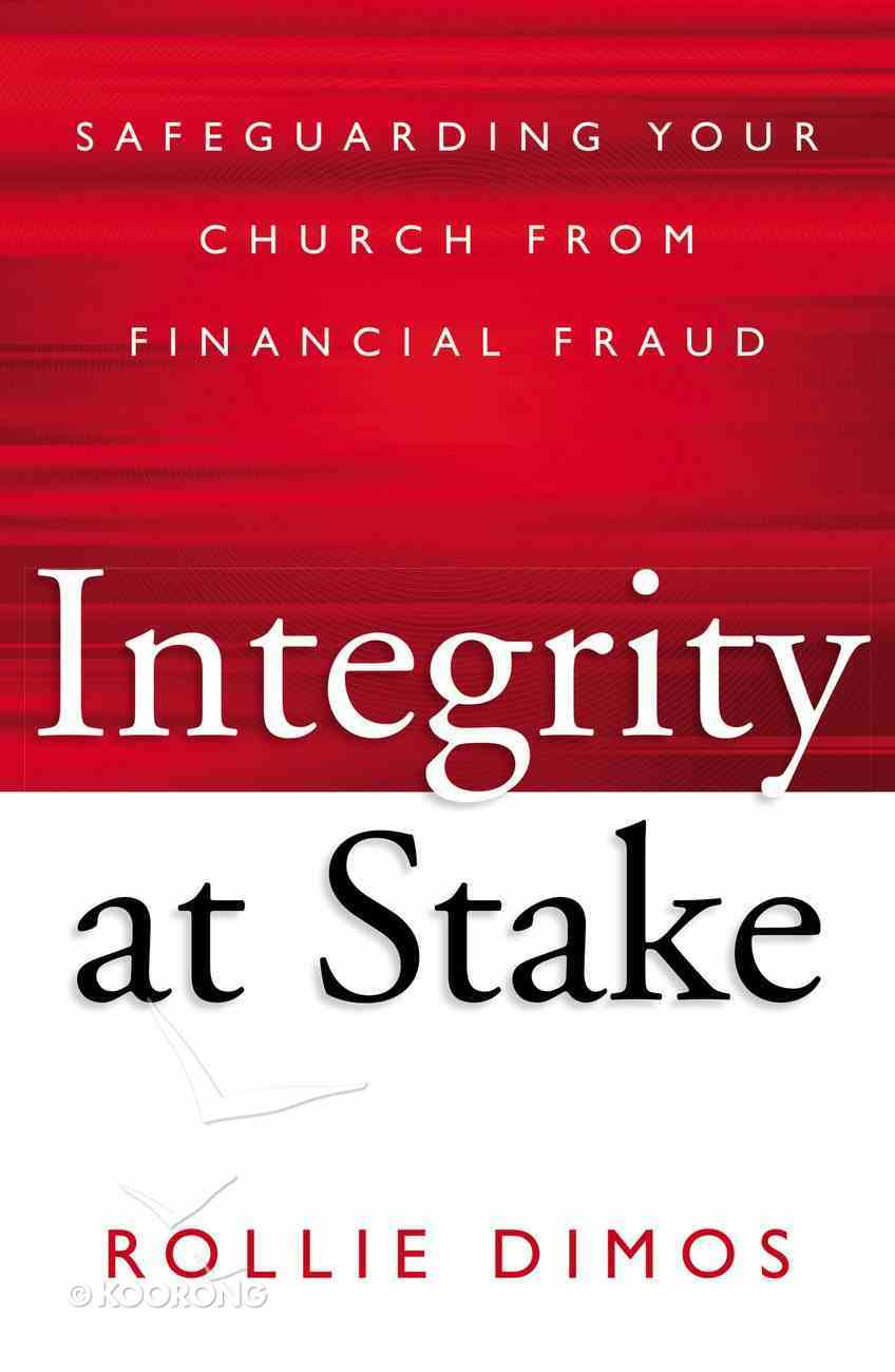 Integrity At Stake Paperback