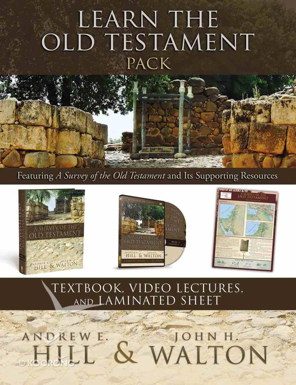 Learn the Old Testament Pack Pack