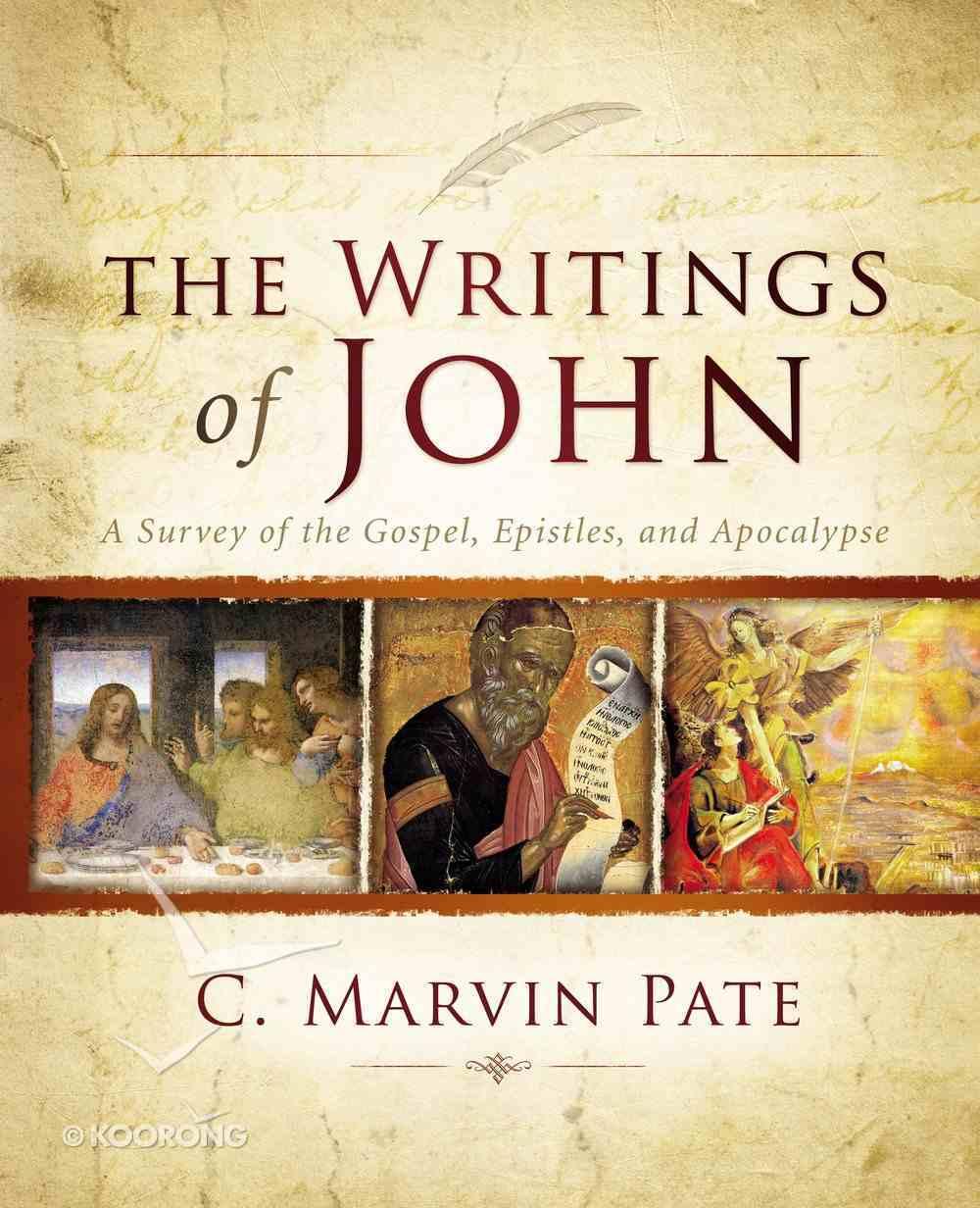 The Writings of John Paperback