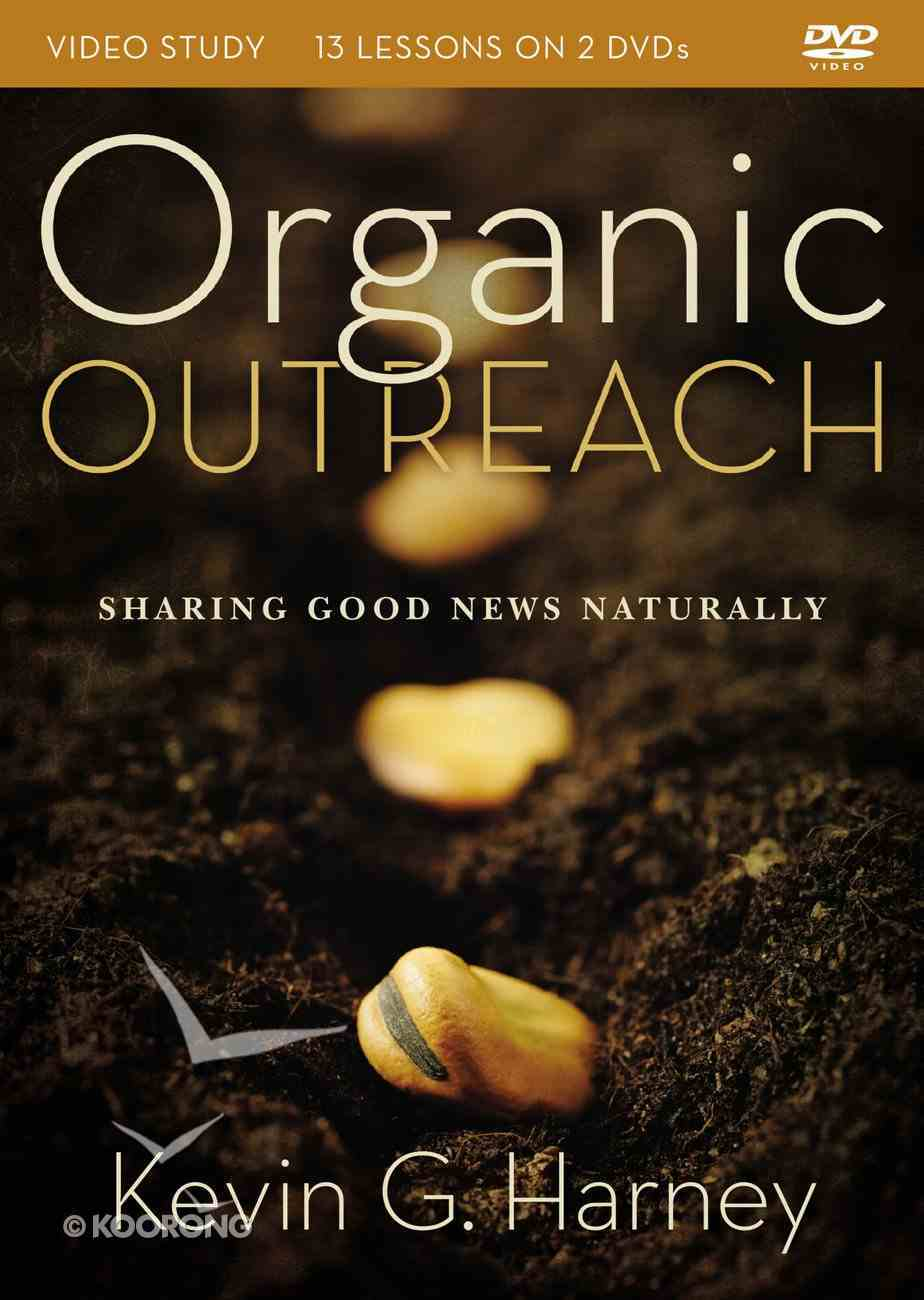 Organic Outreach (Video Study) DVD