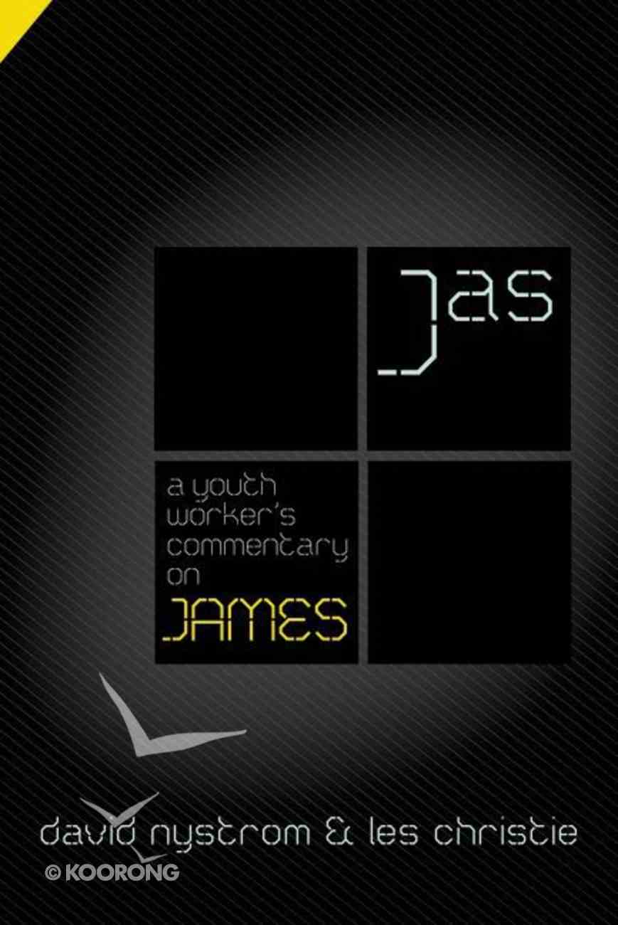 James (Youth Worker's Commentary Series) Paperback