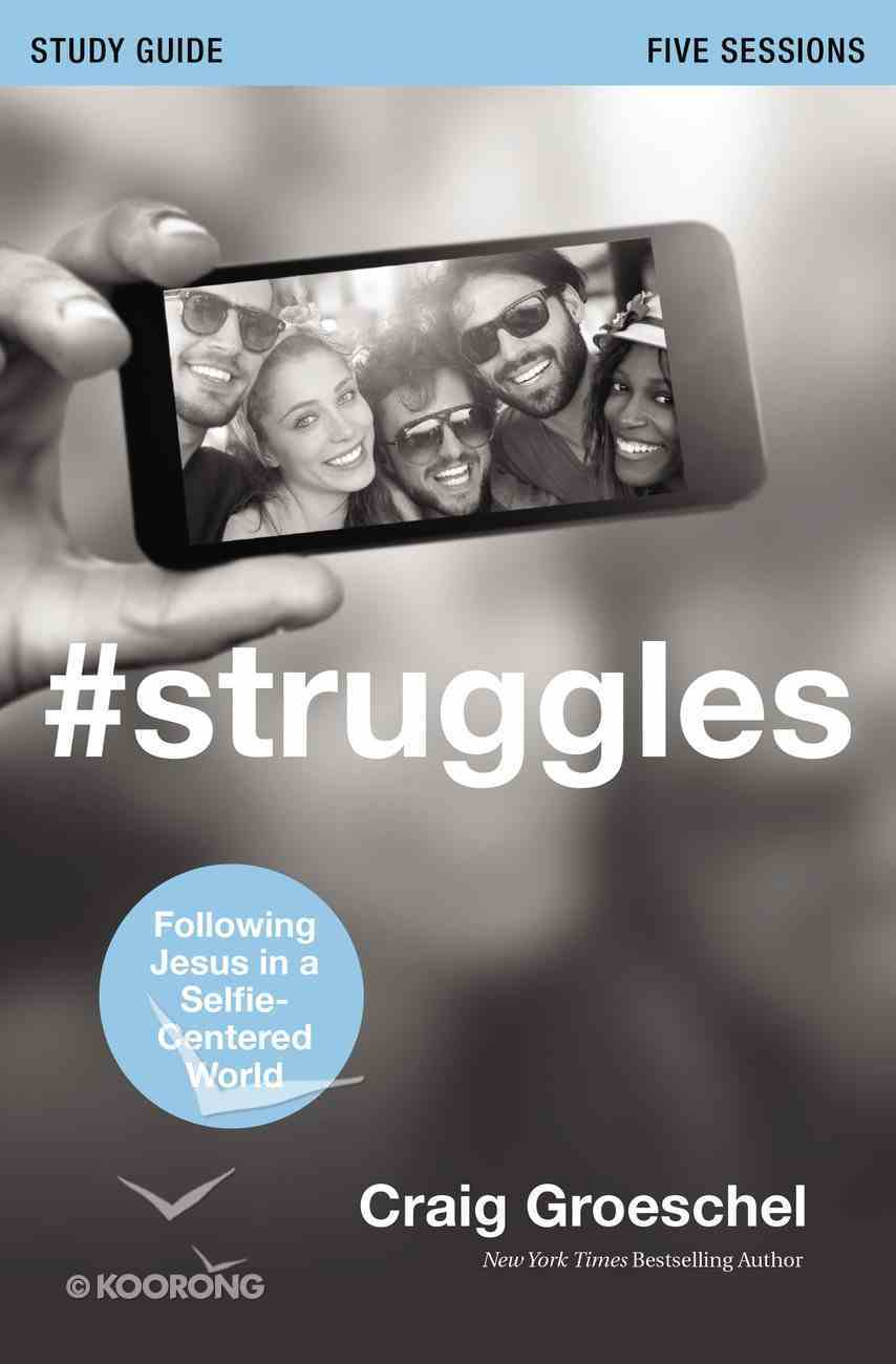 #Struggles (Study Guide With Dvd) Pack
